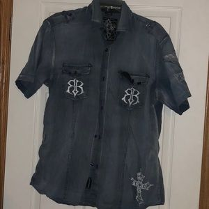 Mens Roar shirt xxl